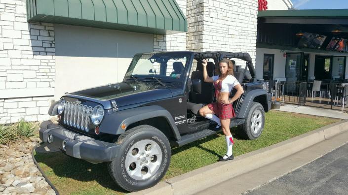 cory jeep